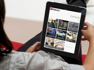 flipboard ipad app 300x225 The Top Ten Media Apps of 2011