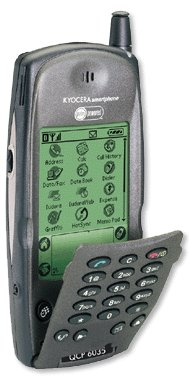 kyocera qcp 6035 The History of the Smartphone
