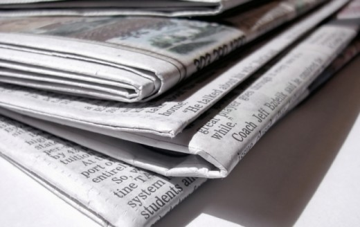 newspaper2 520x328 2011 Tech Rewind: This Year in the UK