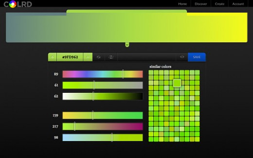 unnamed 41 520x325 9 places to get inspiration for your websites color palette