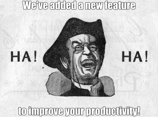 1haha 520x386 Google wants more lulz on Google+, begins rolling out image meme generator
