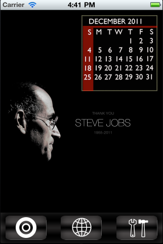 4f245478b0d78 Apple rejects Steve Jobs tribute calendar app, developers turn to Cydia