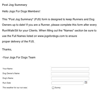 62 Jogs for Dogs: This social network helps recreational runners make money from mutts