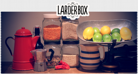 LarderBox1 The Larder Box: A subscription service for UK foodies