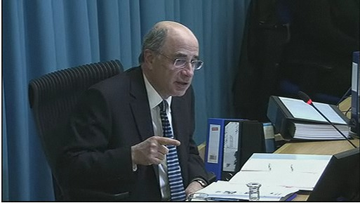 Leveson Google takes the stand at the UK Leveson Inquiry and says: We are not the Internet