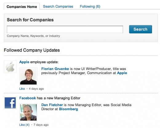 LinkedIn Follow 520x418 How journalists can make the most of LinkedIn