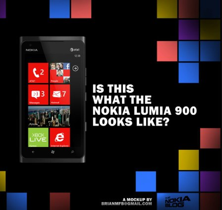 Lumia 900 full What Nokias forthcoming LTE handset for the US market should look like