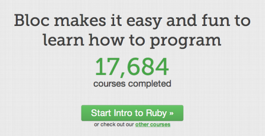 Screen Shot 2012 01 20 at 7.27.36 PM 520x267 7 ways to start learning how to code right now for free
