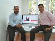 SinDelantal founders Spanish food delivery site SinDelantal buys local startup to expand to Mexico