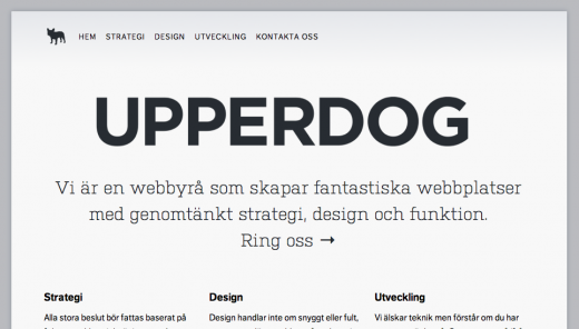 UPPERDOG 520x296 10 Beautiful examples of responsive Web design