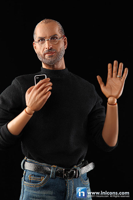 gallery3 This Steve Jobs action figure is so realistic, its actually kind of freaky