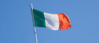 Tricolour - Irish flag