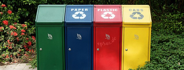 recycling by epsosde