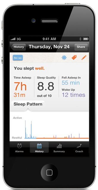 Lark expands from a sleep monitor to a full on coaching service