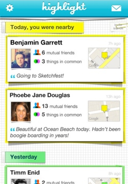 Highlight11 The two hottest apps youll run into at SXSW