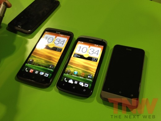 IMG 1741wtmk 520x390 Hands on with HTCs new One series smartphone lineup [Photos]