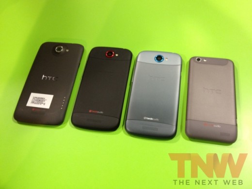 IMG 1748wtmk 520x390 Hands on with HTCs new One series smartphone lineup [Photos]