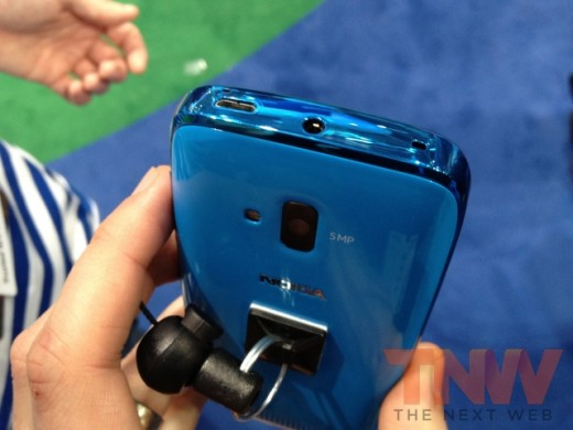 IMG 1786wtmk 520x390 Hands on with Nokias Lumia 610, its cheapest Windows Phone yet [Photos]