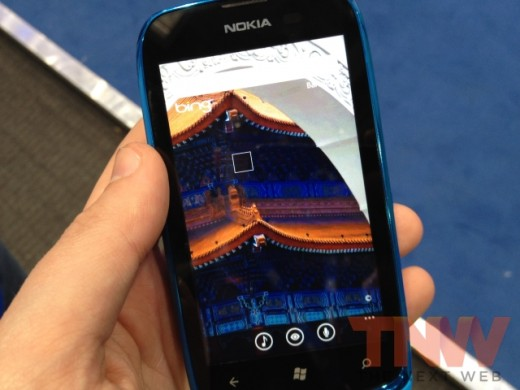 IMG 1790wtmk 520x390 Hands on with Nokias Lumia 610, its cheapest Windows Phone yet [Photos]