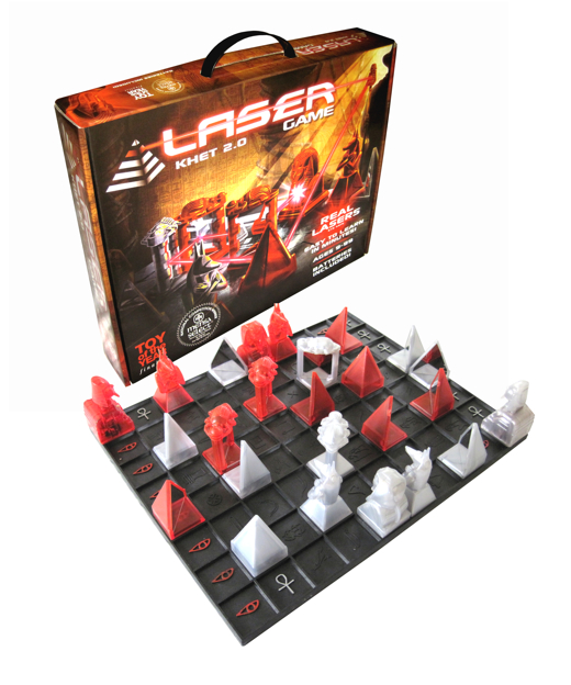 Khet The 10 Geekiest Offline Games