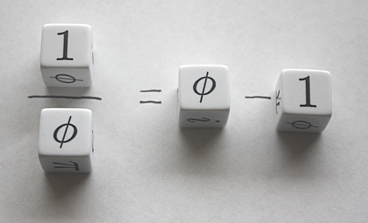 Mathematician Dice The 10 Geekiest Offline Games