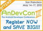 andevcon Upcoming tech and media events you should be attending [Discounts]