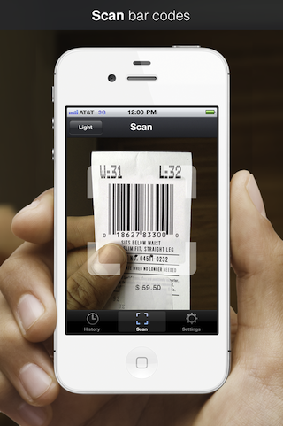 c Scan.me solves the QR code dilemma by delivering a simple, beautiful experience