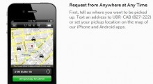 uber 220x121 Mobile car booking service Uber says it will launch in Asia by the end of 2012
