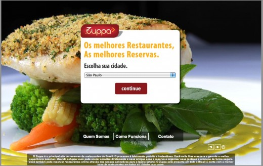 zuppa 520x328 Daily deal giant Peixe Urbano acquires restaurant booking startup Zuppa