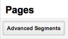 AdvancedSegments Using Wordpress? Track which social networks your visitors are logged into