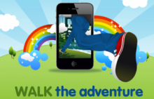 Mobile Adventure Walks 300x193 220x141 Gamification: Adding stickiness to your campaigns
