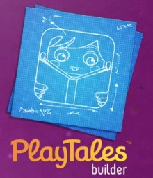 PlayTales Builder 220x257 PlayTales e bookstore for kids lets anyone develop and sell an interactive e book
