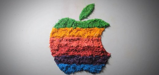 apple logo by filipe marcelo