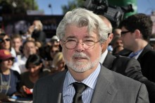 george lucas 220x146 Game changer: This video game just raised a record of $3.3 million on Kickstarter