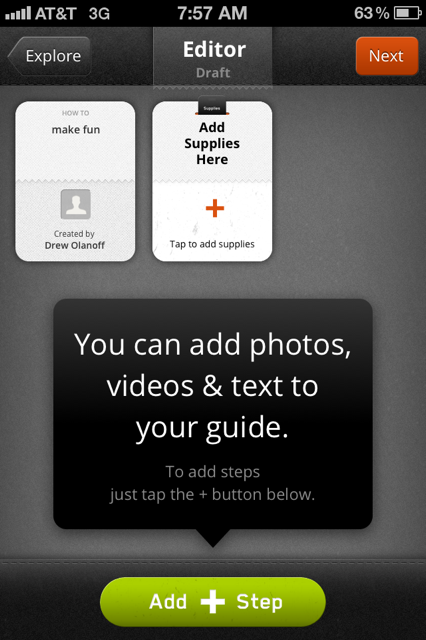 photo 42 Snapguide wants to turn all of us into guides with simple tools to create How Tos