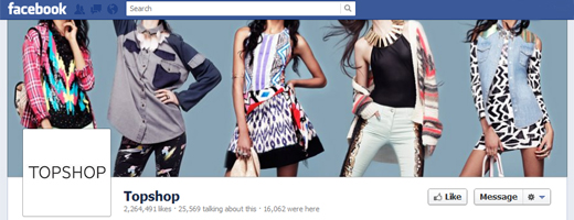 topshop Facebooks Timeline is coming for your Pages today, whether you like it or not. Are you ready?