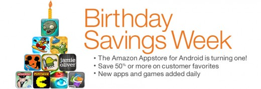 venezia anniversaryfixfixfix 900x310 520x179 Amazons AppStore hits 31,000 apps in one year, offers a week of app deals to celebrate