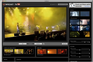 01 myevents wc New features hit YouTube Live, with real time analytics & free Wirecast software