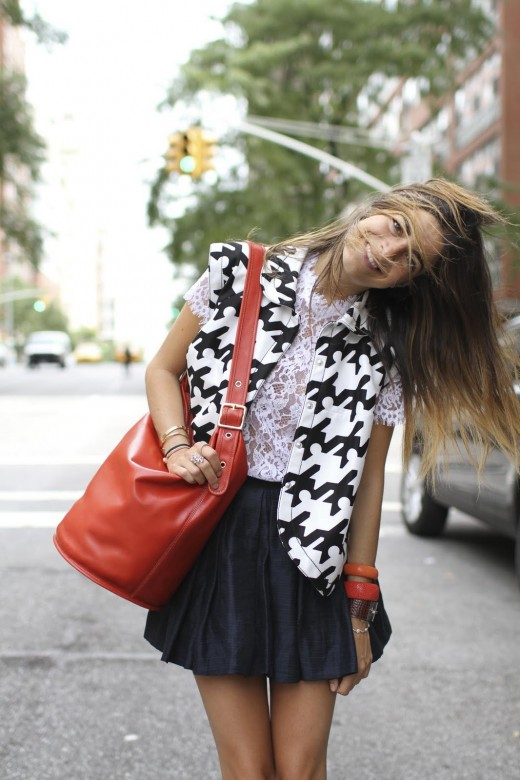 Leandra Medine The Man Repeller  520x780 Fashion blogging is creating a new era of influencers