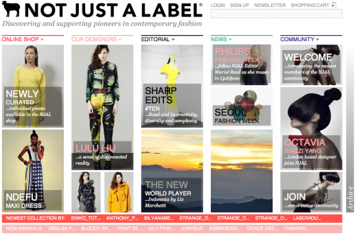 NJAL Cover 02042012 520x341 Behind the design: An interview with Not Just a Label