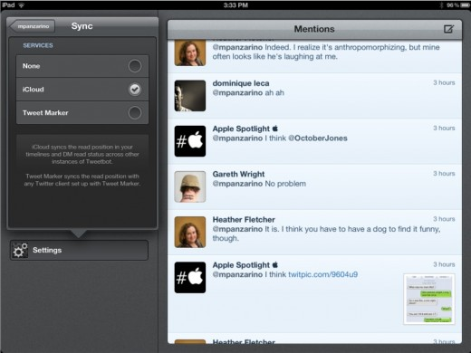 Screen Shot 2012 04 06 at 3.38.47 PM 520x390 Tweetbot updated with iCloud sync for Timelines and DMs, YouTube previews and more
