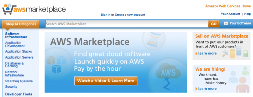 Screen Shot 2012 04 19 at 09.29.23 520x200 Amazon launches AWS Marketplace, provides third party tools and services for customers in the Cloud
