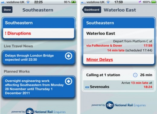 b1 520x379 Commuter: A step closer towards the ultimate UK public transport app
