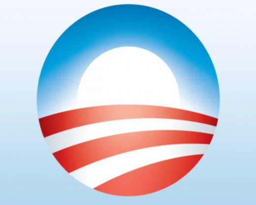 barack obama logo   hope circl by ryankopf 520x416 Obamas techies hide Easter egg in campaign website code