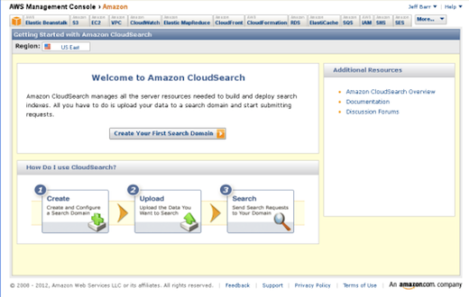 cloudsearch Put some search into your apps for $0.12 per hour with Amazons new CloudSearch service