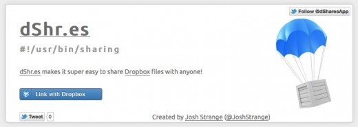 dShr.es  usr bin sharing 1 520x185 dShr.es makes sharing Dropbox files with anyone super simple