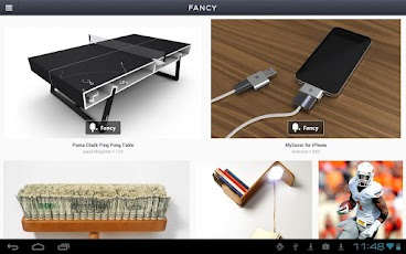 fancy1 Fancy doubles its user base to 500k in two months, launches an Android app