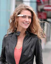 glass200 Google shows off Project Glass in new, slightly disorienting video
