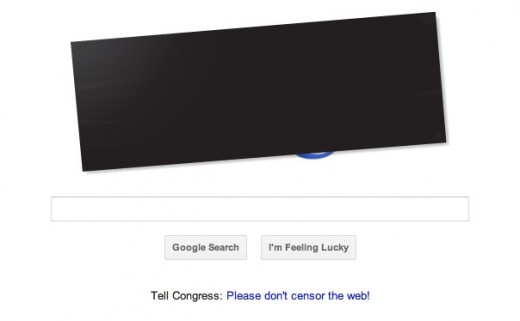 googlesopa 520x321 What you need to know about CISPA: The Cyber Intelligence Sharing and Protection Act