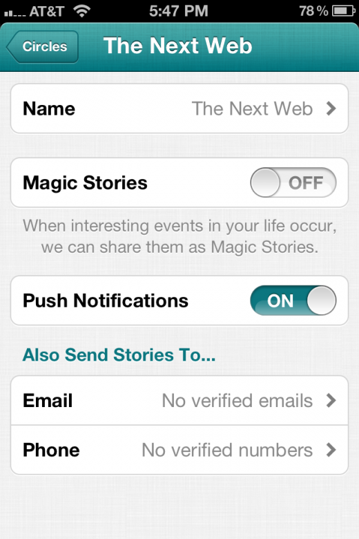 photo 41 520x780 Everyme is 1 part Google+ and 1 part Path, and it actually solves some address book issues